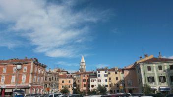 Izola city